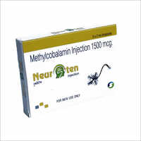 1500 mcg Methylcobalamin Injection