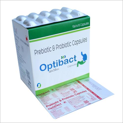 Prebiotic & Probiotic Capsules