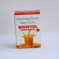 105gm Instant Energy Drink With Vitamin C and Zinc