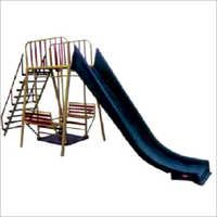 Slide with Swing