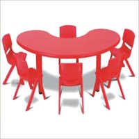 Play School Desk with Chair