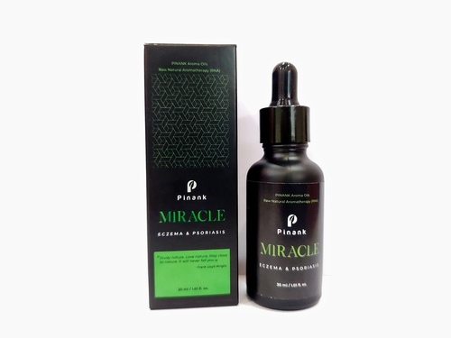 Miracle Eczema And Psoriasis Aroma Oil