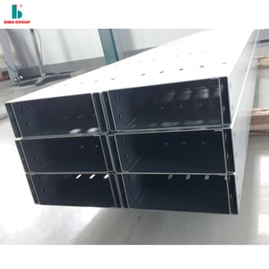Hot Selling Galvanized Cable Ladder, ladder cable tray, Ladder Type Cable Tray Manufacturer