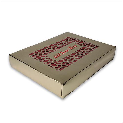 Saree Packaging Box