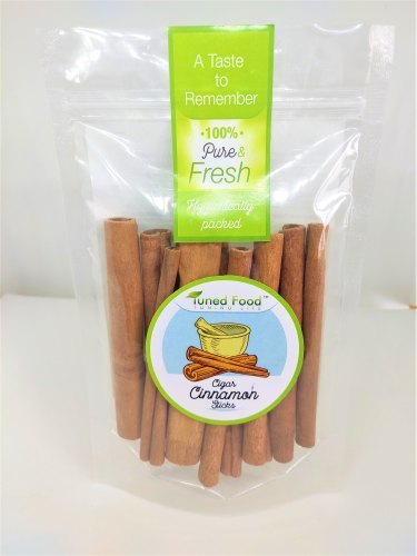 Tuned Food Dry Round Cinnamon Stick Dried Bark