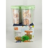 2 Pc Kitchen Max Containers
