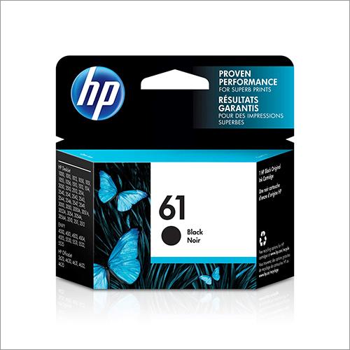 HP Black Ink Cartridge