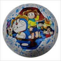 Doraemon Football No- 3 Digital Printing