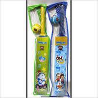 Doraemon Cricket Bat With P.V.C Bag