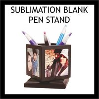 Sublimation Blank Pen stand