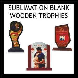 Sublimation Blank Trophies