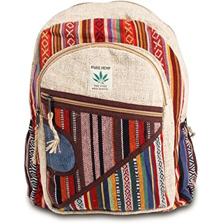 Adorable Himalayan Natural Backpack