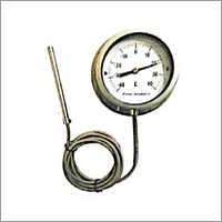 Pressure And Temperature Gauge