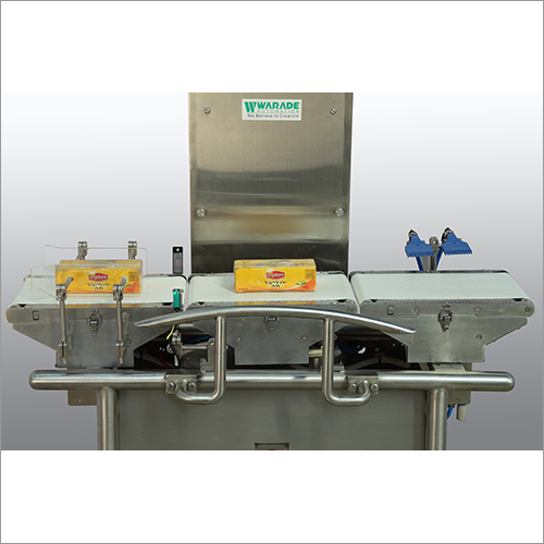 Accurate Checkweigher