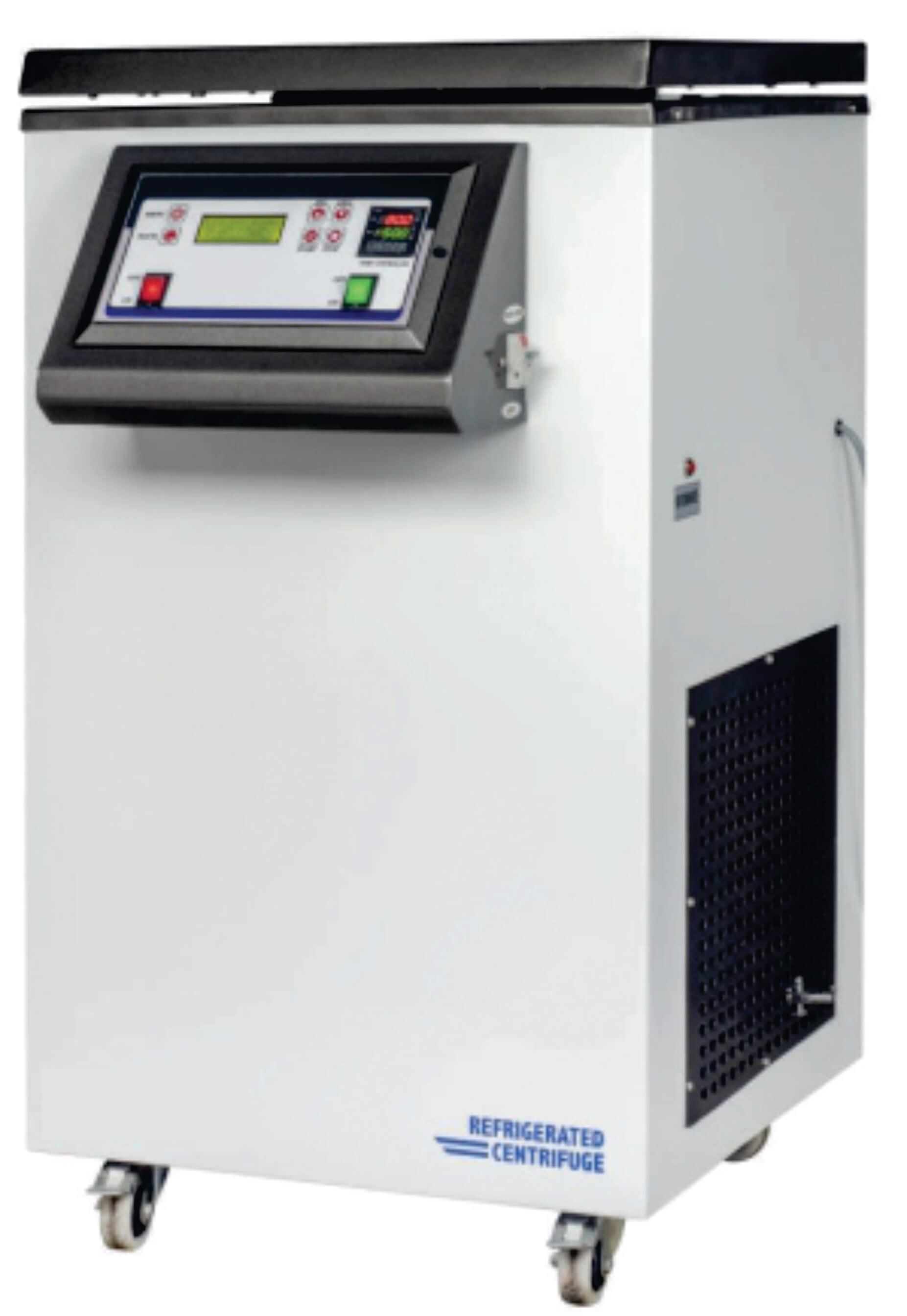 Refrigerated Floor Model Centrifuge
