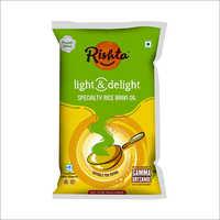 Lite and Delight Rice Bran Oil