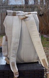 Aesthetic Colored Satchel Rucksack Backpack
