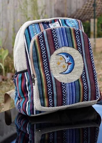 Natural Handmade Laptop Backpack