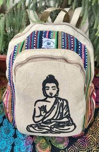 High Capacity Canvas Vintage Backpack
