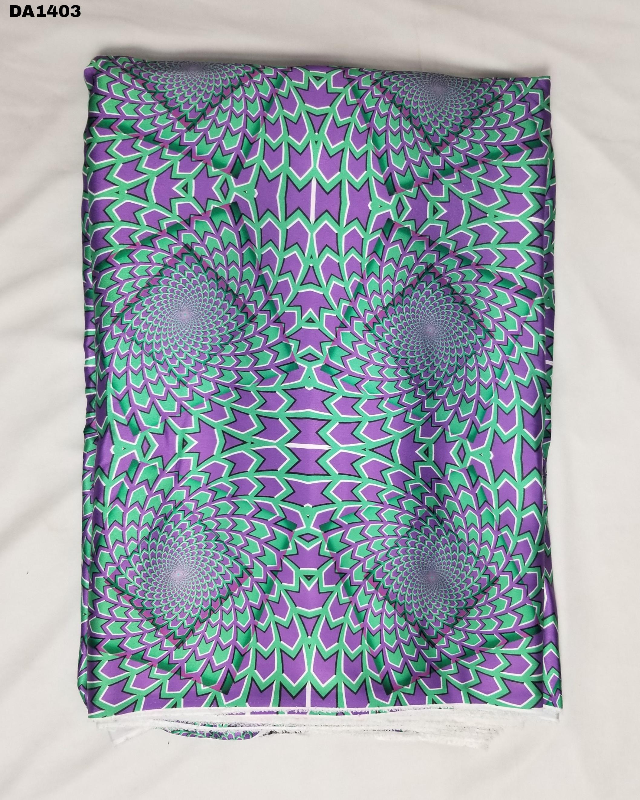 Tokyo Sartin Digital Print Fabric