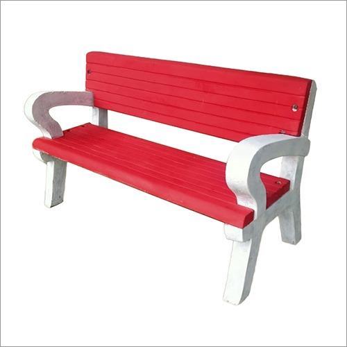 RCC Bench for Garden