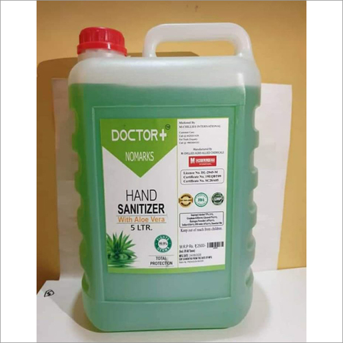 5 Ltr Nomarks Hand Sanitizer