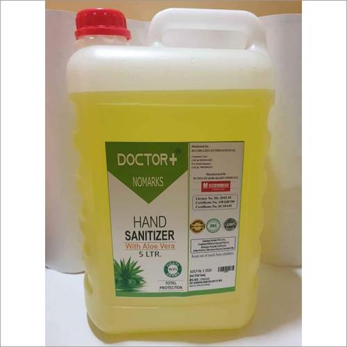 5 Ltr Doctor Plus Nomarks Hand Sanitizer