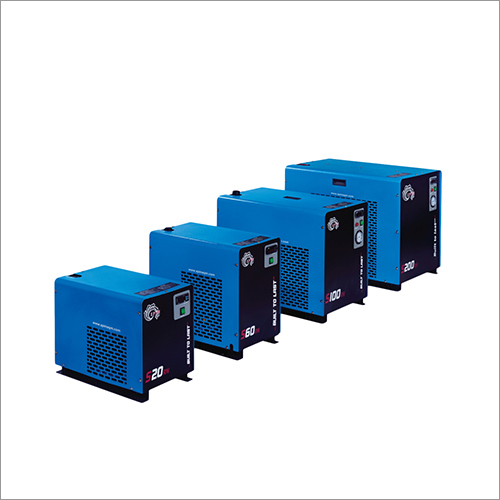 Industrial Compact Refrigerated Air Dryers