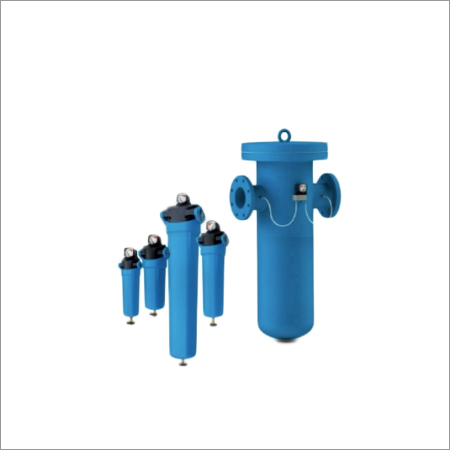 Industrial Compressed Air Line Filter