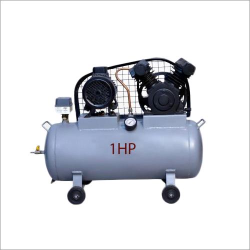 Lubricated Reciprocating Portable Compressor