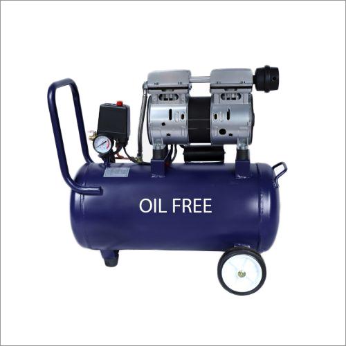 Portable Oil Free Reciprocating Compressor