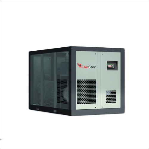 Variable Speed High Efficiency Screw Compressor