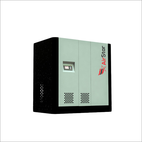 Variable Speed Base Mounted Screw Compressor