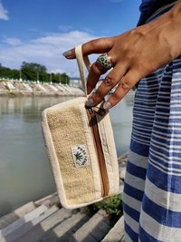Pure Handmade Natural Pouch