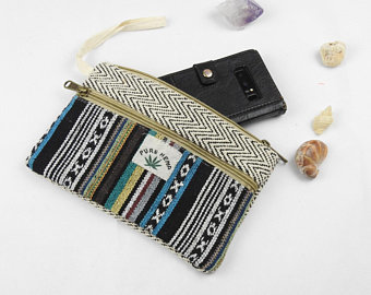 Large Coin Purse Wallet