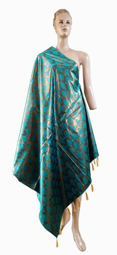 Designer Embroidered Fringes Fancy Dupatta