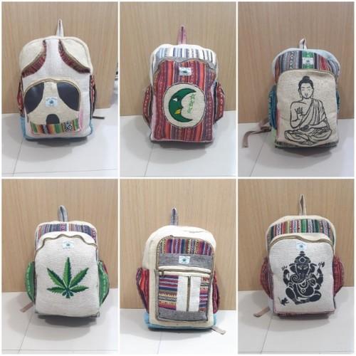 Handmade School Backpack