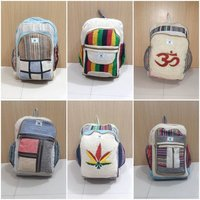All Natural Handmade  Laptop Backpack