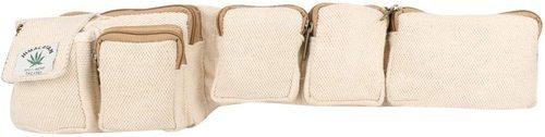 Waist Bum-Bag Natural Money Belt
