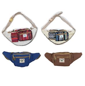 Multiple Pockets Waist Bag