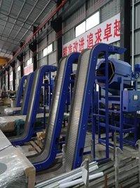 Die Casting Sprue Seperator Conveyor And Roller