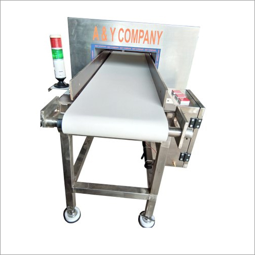 Metal Detector For Textile And Garment