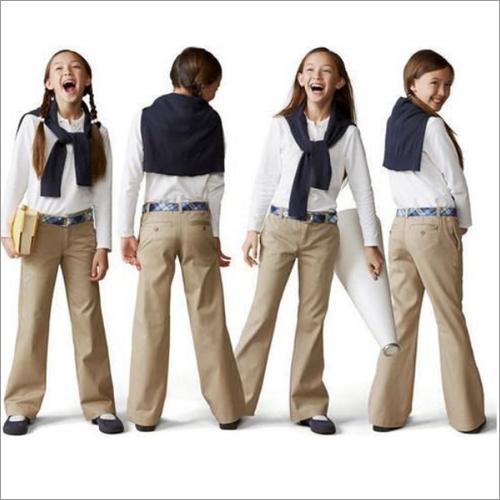 School Uniform Trouser Fabric