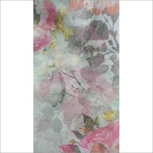 Orgenza Poly Printed Fabrics