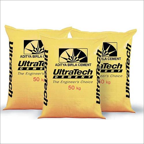 50 kg Ultra Tech Cement