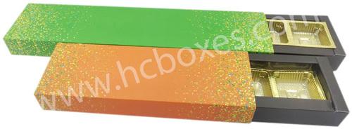 Chocolate Box 04 Pc & 06 Pc Slider Box