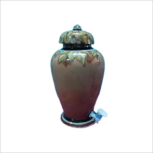Terracotta Water Jar