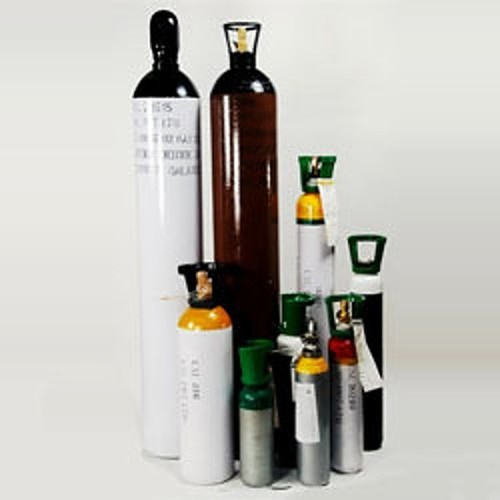 Petrochemical Gas Mixture