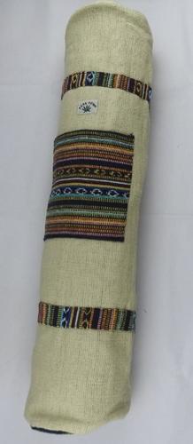 Handmade Natural Yoga Mat Bag