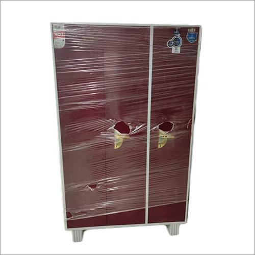 Steel Triple Door Almirah